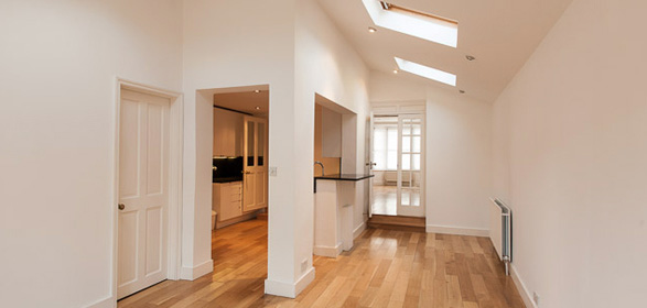 property refurbishment in maida vale